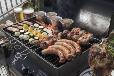 スーホルムカフェ TERRACE BBQ PLAN